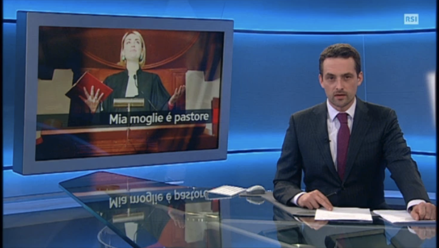 RSI Telejournal du 8 mai 2015