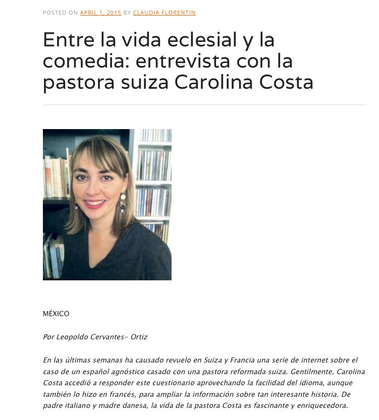 ALC Noticias du 1 avril 2015- Mexico 1