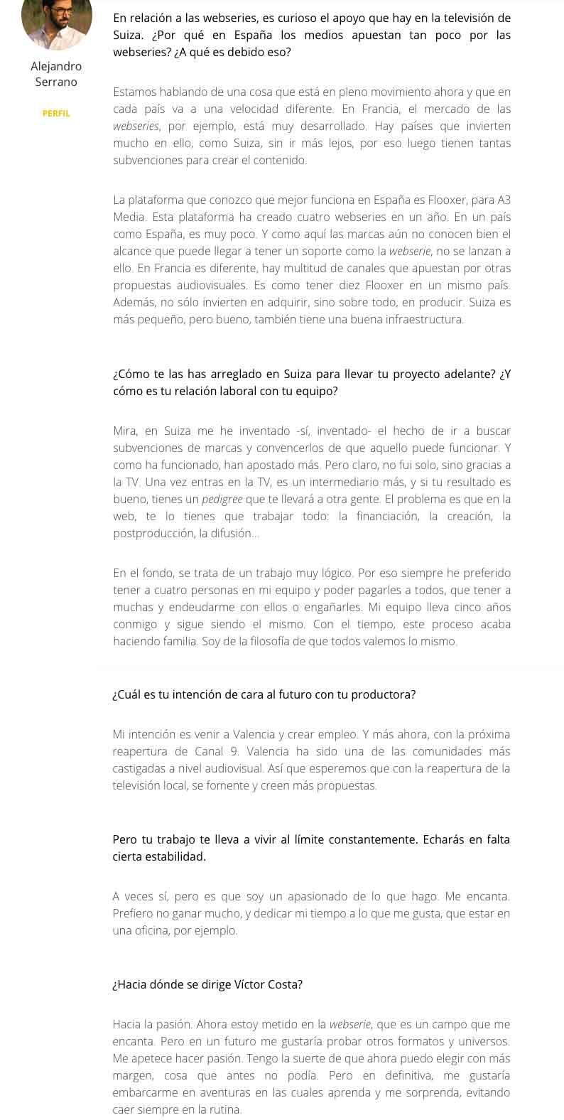 El Hype du 02 août 2016 - Espagne suite 3